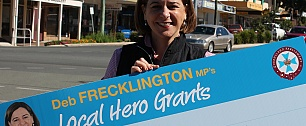 Deb's Local Hero Grants