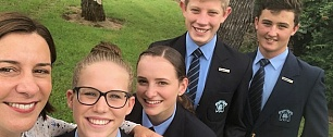 Deb's Year 12 Nanango Electorate School Leavers Bursary